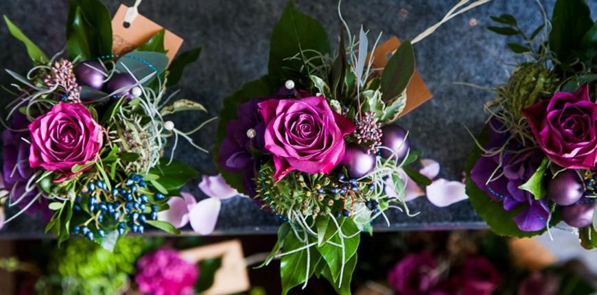 Blumenkreationen